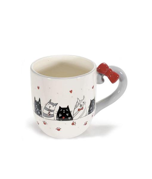 Tazza gatti idea regalo natale ebay for Tazze da regalare a natale