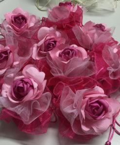 Sacchetto rosa fuxia 5 -NonSoloCerimonie.it