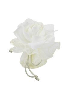 Sacchetto rosa bianca 2 -NonSoloCerimonie.it