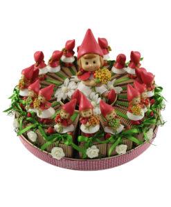 Torta Cappuccetto Rosso 1- NonSoloCerimonie.it
