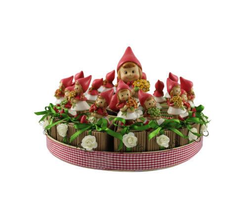 Torta Cappuccetto Rosso 2 - NonSoloCerimonie.it