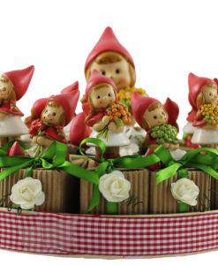 Torta Cappuccetto Rosso 6 - NonSoloCerimonie.it