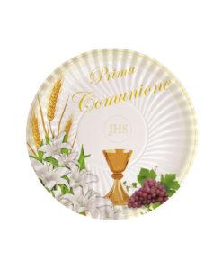 PIATTI comunione giglio 1 - NonSoloCerimonie.it
