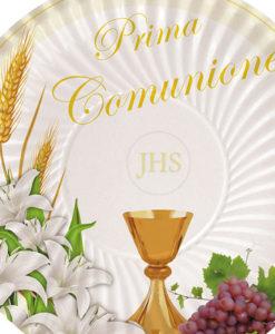 PIATTI comunione giglio 2 - NonSoloCerimonie.it