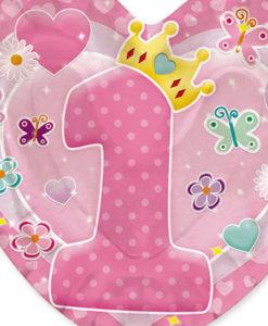 Piatti Compleanno Cuore 1 - NonSoloCerimonie.it