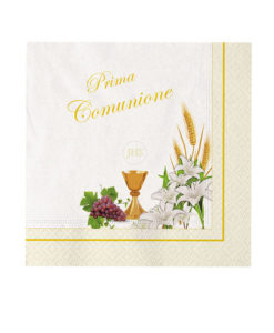 Bicchiere comunione giglio 1 - NonSoloCerimonie.it