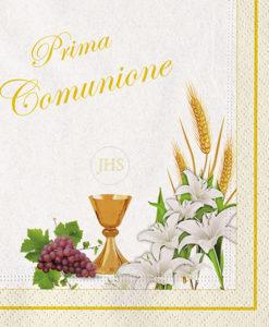 Bicchiere comunione giglio 2 - NonSoloCerimonie.it
