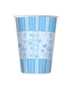 Bicchieri baby azzurro 1 - NonSoloCerimonie.it