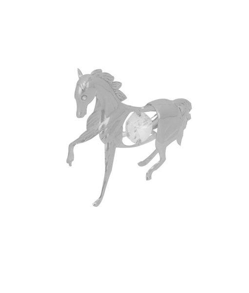 Bomboniera Cavallo lilla 3 - NonSoloCerimonie.it