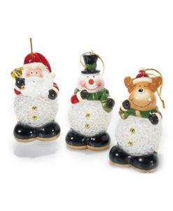 Addobbo personaggi natalizi - NonSoloCerimonie.it