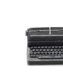 Candela macchina da scrivere 1 - NonSoloCerimonie.it