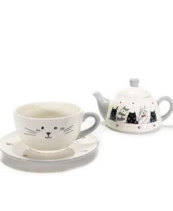 Teiera tazza gatti 1 - NonSoloCerimonie.it