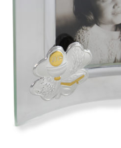 BOMBONIERA Portafoto vetro comunione 5 - NonSoloCerimonie.it