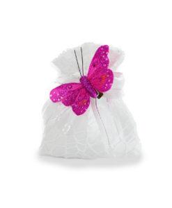 Bomboniera clip farfalla - NonSoloCerimonie.it