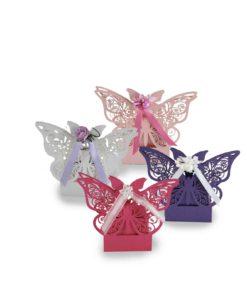 Bomboniera scatola farfalla 1 - NonSoloCerimonie.it