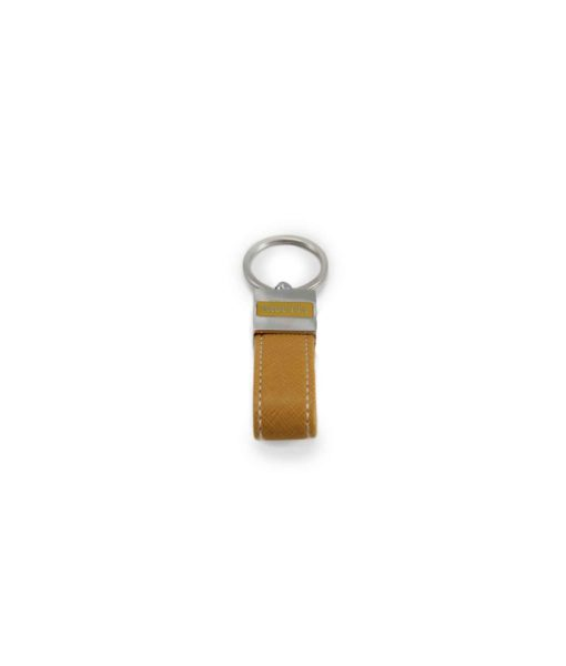 Portachiavi Chiavetta USB Pelle gialla - NonSoloCerimonie.it