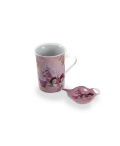Tazza Tisana Rosa - NonSoloCerimonie.it