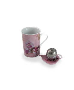Tazza Tisana Rosa 1 - NonSoloCerimonie.it