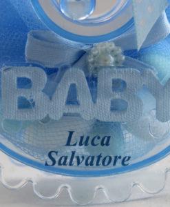 Bomboniera Bavaglio Azzurro 11 - NonSoloCerimonie.it