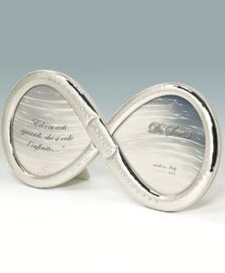 Cornice infinito argento - NonSoloCerimonie.it