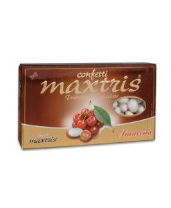 Confetti Cioccomandorla AMARENA Maxtris 1 - NonSoloCerimonie.it