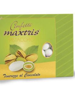 Confetti Cioccomandorla Pistacchio Maxtris 1 - NonSoloCerimonie.it