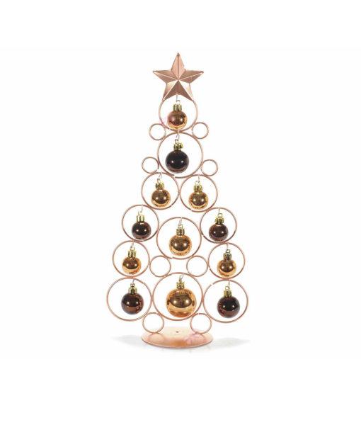 Albero Natale Rame - NonSoloCerimonie.it