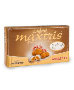 Confetti Cioccomandorla Amaretti Maxtris - NonSoloCerimonie.it