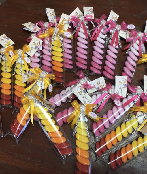 Bomboniera Scatola Tubo Pvc Colors 106 - NonSoloCerimonie.it