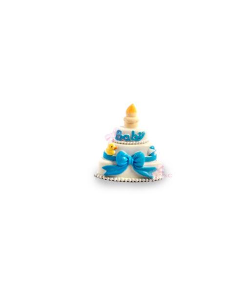 Magnete Baby Azzurro - NonSoloCerimonie.it