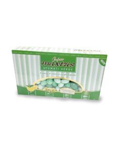 Confetti Cioccomandorla Maxtris Sfumati Verde - NonSoloCerimonie.it