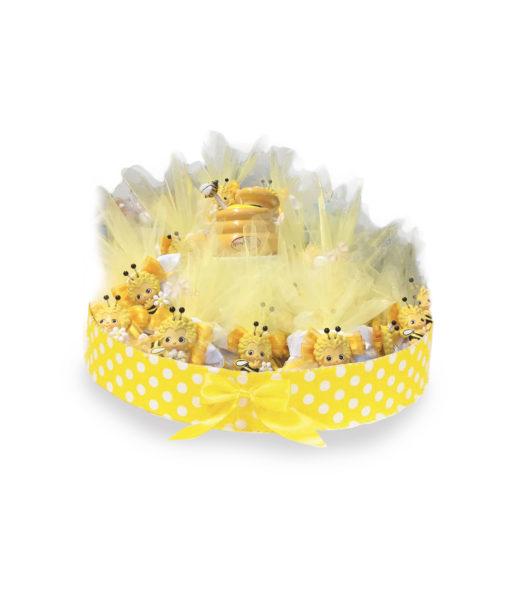 Torta sacchetto magnete ape 1 - NonSoloCerimonie.it