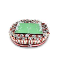 Torta Stadio Calcio Portachiavi 2 - NonSoloCerimonie.it