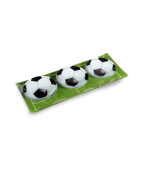 Set Coppette Pallone Vetro 1 - NonSoloCerimonie.it