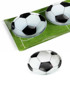 Set Coppette Pallone Vetro 2 - NonSoloCerimonie.it