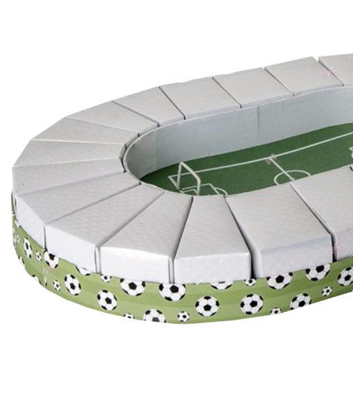 Torta Bomboniera Campo Calcio 1 - NonSoloCerimonie.it