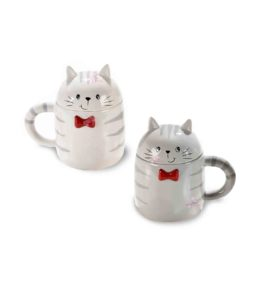 Tazza Gatto con Coperchio - NonSoloCerimonie.it