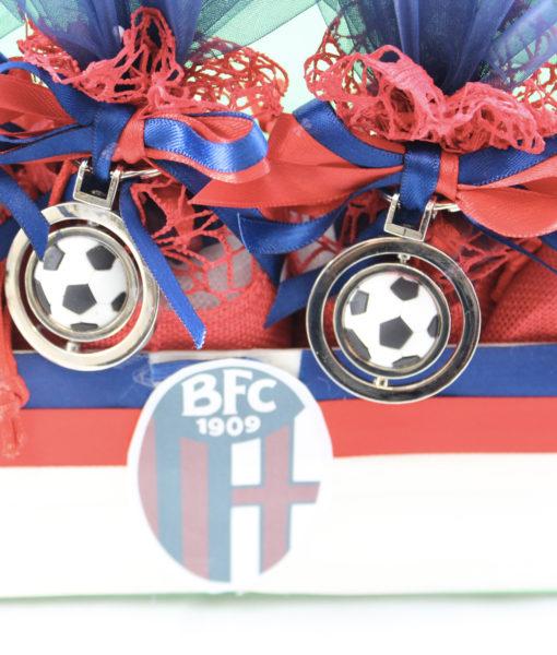 Torta Stadio Sacchetto Portachiavi Palla 2 - NonSoloCerimonie.it