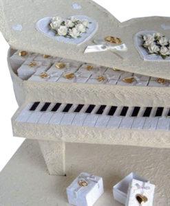 Bomboniera Torta Pianoforte 1 - NonSoloCerimonie.it