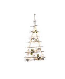 Albero di Natale in legno da Parete 1 - NonSoloCerimonie.it