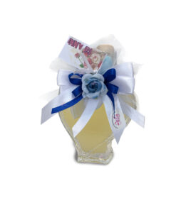 Bomboniera Bottiglia Liquore Cuore 10 3 - NonSoloCerimonie.it