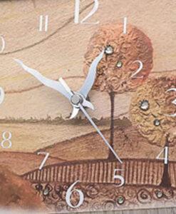 Orologio Appoggio Paesaggio Autunno 1 - NonSoloCerimonie.it