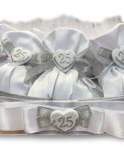Torta Bomboniera Sacchetto Cuore 25 2 - NonSoloCerimonie.it
